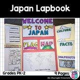 Japan Lapbook for Early Learners - A Country Study