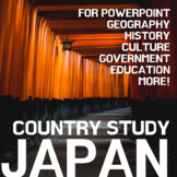 JAPAN Country Study: Geography, History, Culture, Government