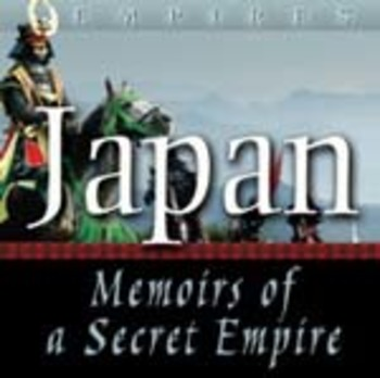 Japan Memoirs of a Secret Empire Episodes 1-3 Bundle with Answer Key