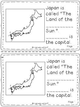 Japan Mini Book