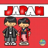Japan Mini-Unit for Preschool Students