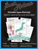 Japan Mini-Unit - Craft - Cherry Blossom Festival & More!