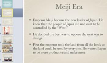 Japan Modernizes (Isolation, Commodore Perry, Meiji Era, Japanese Imperialism)