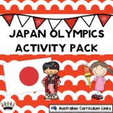 Japan Olympics Activity Pack 2020