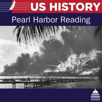 Japan/Pearl Harbor Reading and Questions