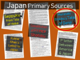 Japan Primary Source - Murasaki Shikibu's The Tale of Genji Excerpt w guiding Qs