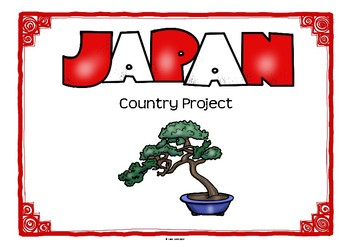 Japan Project for Geography