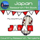 Japan - Research Mini Book