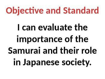 Japan Samurai Lesson