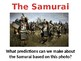 Japan Samurai Lesson