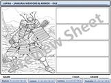 Japan - Samurai Weapons & Armor