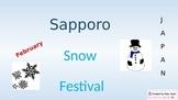 Japan Sapporo Snow Festival