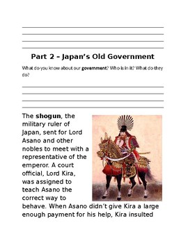 Japan Social Studies Module SPECIAL EDUCATION SOCIAL STUDIES