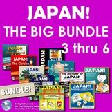 Japan! The Big Bundle Grades 3 through 6