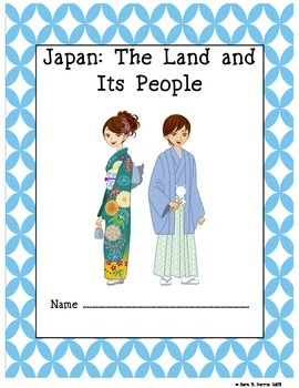 Japan: The Land and Its People workbook