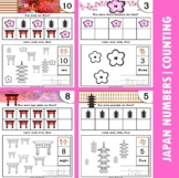 Japan Themed Number / Counting Activities