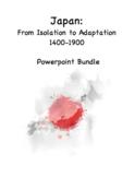 Japan Unit Powerpoints