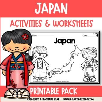 Japan- Vocaulary Pack