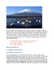 Japan Webquest Activity