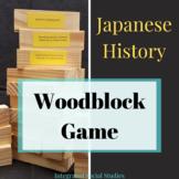 Japan Woodblock Game
