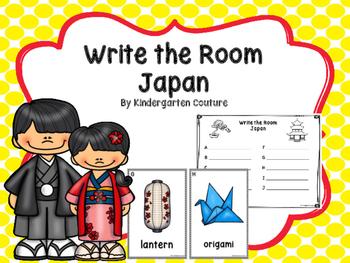 Japan Write the Room