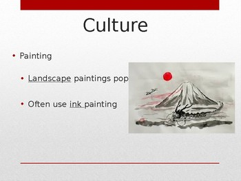 Japan and East Asia PowerPoint