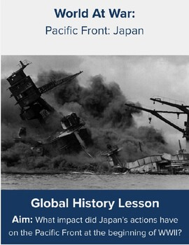 Japan in WWII: Pacific Front