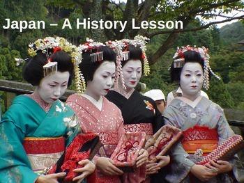 Japan writing