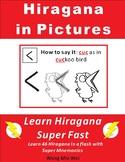 Japanese Alphabets Hiragana with Mnemonics