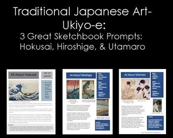Japanese Art- Ukiyo-e