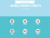 Japanese Business Etiquette: Cross-Cultural/Business Engli