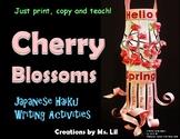 Japanese Cherry Blossom Lanterns ::  Spring Craft  ::  Hai