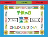 Japanese: Children's Day Display