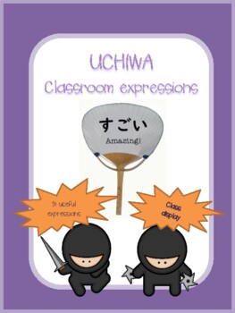 Japanese Classroom Expressions