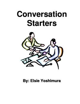 Japanese Conversation Starters