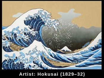 Japanese Creative Writing/Drawing Warm Up