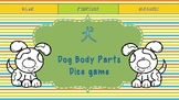 Japanese: Dog Body Parts Dice Game