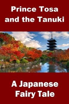 Japanese Fairy Tale - Prince Tosa and the Tanuki
