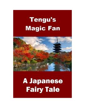 Japanese Fairy Tale - Tengu's Magic Fan