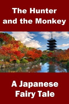 Japanese Fairy Tale - The Hunter and the Monkey