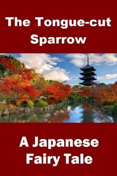 Japanese Fairy Tale - The Tongue-cut Sparrow