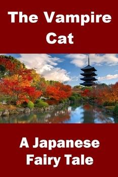 Japanese Fairy Tale - The Vampire Cat