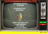 Japanese Feudal Society - by Bill Burton