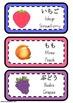 Japanese Food Flash Cards