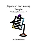 Japanese For Young People Vocabulary List 1-7