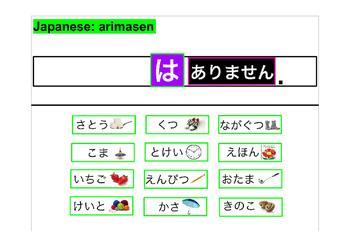 Japanese Grammar Explanation Arimasen ありません
