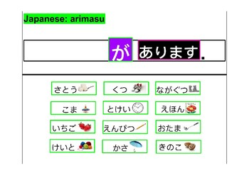 Japanese Grammar Explanation Arimasu あります