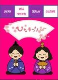 Japanese: Doll Festival Display