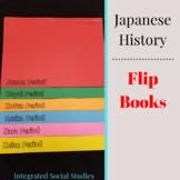 Japanese History Flip Books