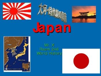 Japanese History Powerpoint... by John Henderson | Teachers Pay ...